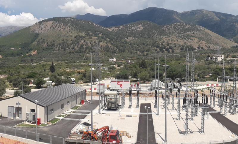 Orikum 110/35/20 kV i Himare 110/35/20 kV