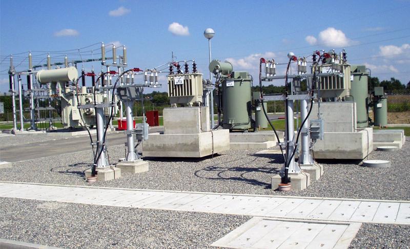 TS 110/20(10) kV Donji Andrijevci