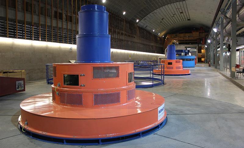 Reconstruction of the Zakučac Hydro Power Plant