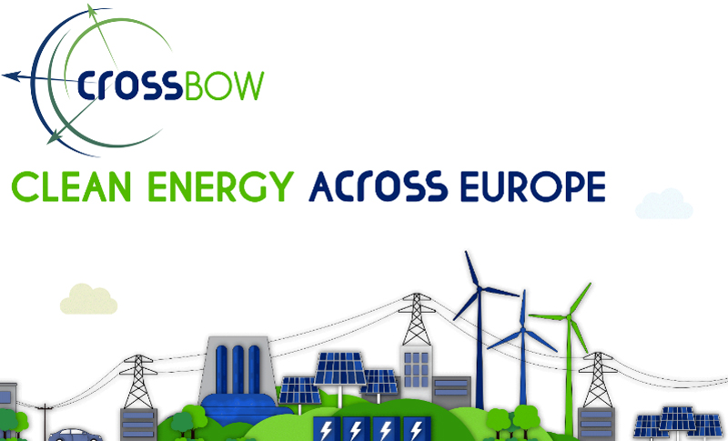 CROSSBOW - CROSS BOrder management of variable renewable energies and storage units enabling a transnational Wholesale market