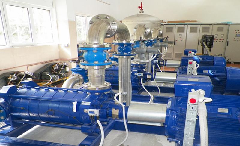 Rekonstrukcija vodoopskrbnog sustava grada Vrgorca