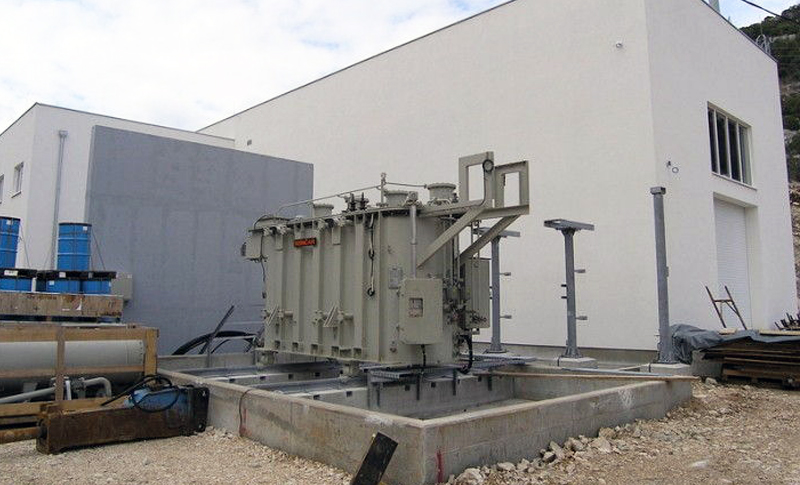 TS 110/20(10) kV Ploče