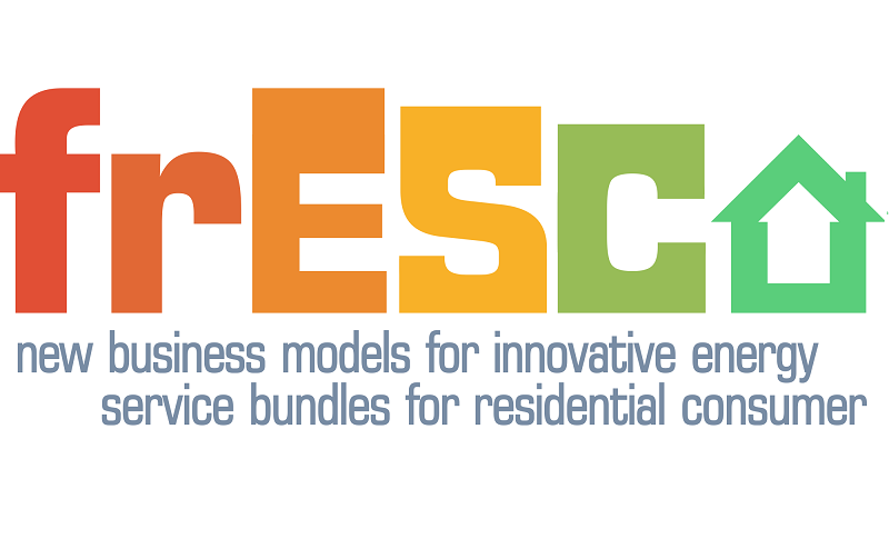 frESCO - New business models for innovative energy service bundles for residential consumers